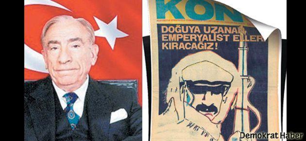 'Türkeş de Kürtçe dergi çıkarttırmıştı'