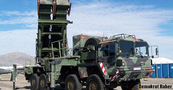 Türkiye 20 Patriot istedi, NATO 8 yeter dedi
