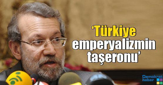'Türkiye emperyalizmin taşeronu'