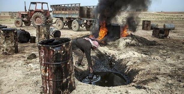 ABD'li yetkili: IŞİD petrolü, Esad rejimi ile Türkiye'ye gidiyor