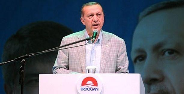Erdoğan: Türkiye-İsrail ilişkilerinin normalleşmesi mümkün değil