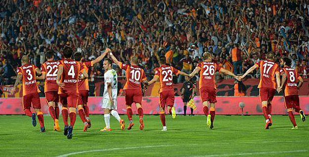 Galatasaray, UEFA'da 26. sırada