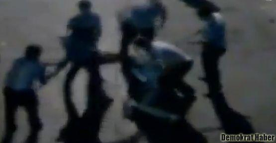 Türkiye polisin bu şiddetini tartışıyor