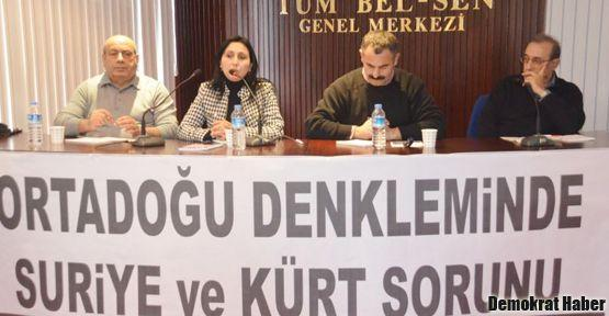 Haluk Gerger: Türkiye Rojava'da mevzi kazanma peşinde