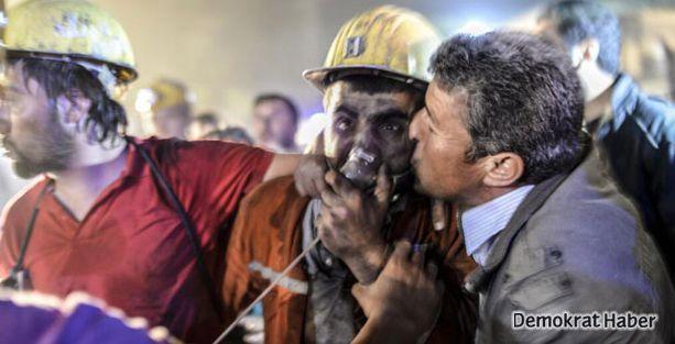 Türkiye Soma'daki madenciler için sokağa çıkıyor