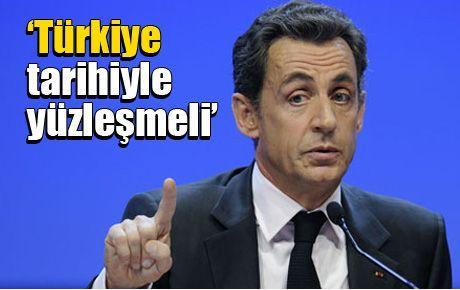 'Türkiye tarihiyle yüzleşmeli'