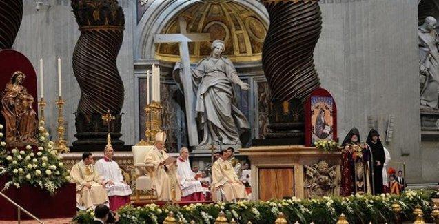 Türkiye Vatikan'a nota verdi, büyükelçisini geri çağırdı