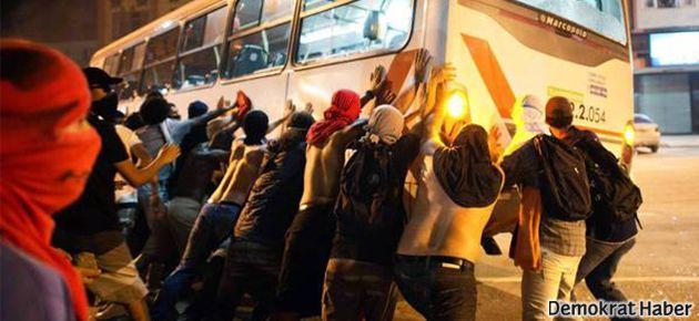 Türkiye ve Brezilya'daki talep: Aşağıdan demokrasi