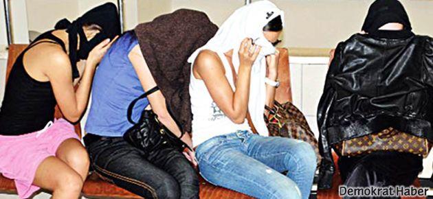 Türkiye'de 100 binden fazla seks kölesi var
