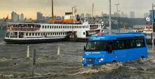 'Türkiye'de afete dönüşen yağışlar sürecek'