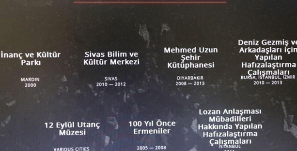 Türkiye'de hafızalaştırma sitesi açıldı