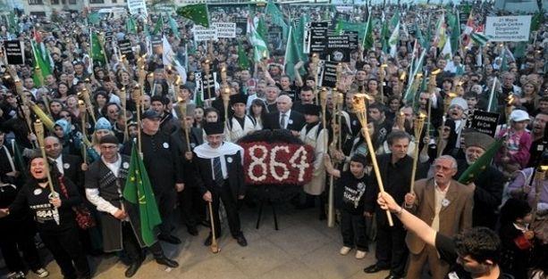 Türkiye'de ilk Çerkez partisi siyasi arenada