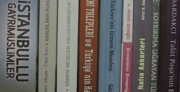 Türkiye'de kütüphaneler, 'Ermeniler soykırım yaptı' diyor