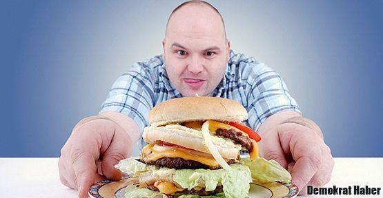 Türkiye'de obezite oranı hızla artıyor