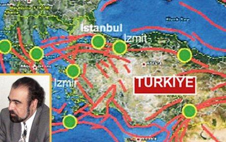 Türkiye'deki deprem tarihini açıkladı