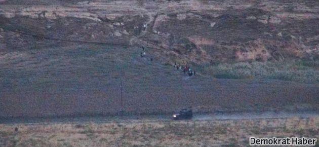 Türkiye'deki Rojavalılar ülkelerine dönüyor