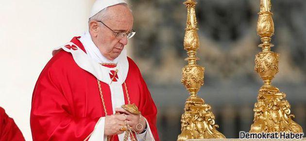 Türkiye'den Vatikan'a soykırım protestosu
