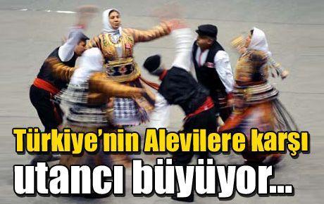 Türkiye'nin Alevilere karşı utancı büyüyor…
