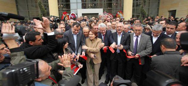 Türkiye'nin en büyük Cemevi Çankaya'da açıldı