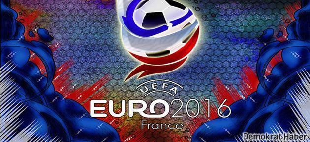 Türkiye'nin Euro 2016'daki rakipleri belli oldu