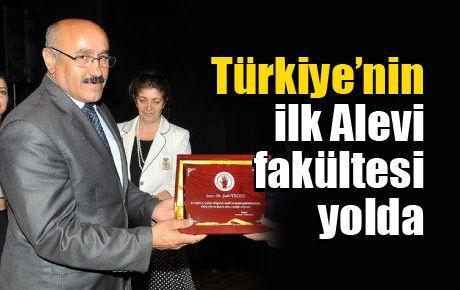 Türkiye'nin ilk Alevi fakültesi yolda