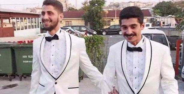 Türkiye'nin ilk evli eşcinsel çifti ölümle tehdit ediliyor!