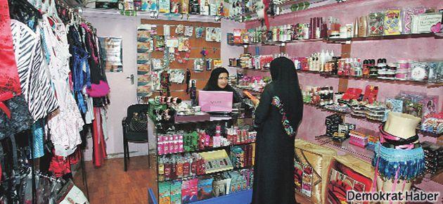Türkiye'nin ilk 'Helâl Sex Shop'u açıldı
