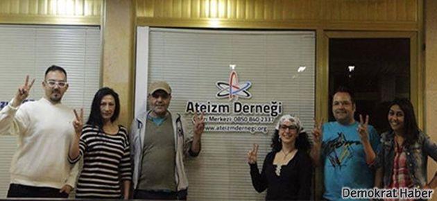 Türkiye'nin ilk 'Ateizm Derneği' kuruldu