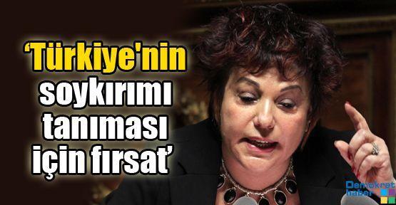 'Türkiye'nin soykırımı tanıması için fırsat'
