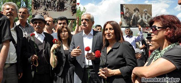 Ahmet Türk'ten Dersimliler'e CHP eleştirisi