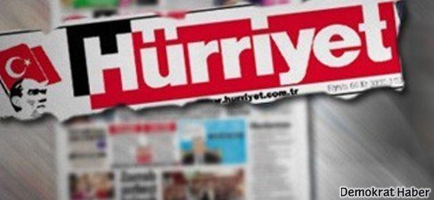 Turkuvaz Medya'dan Hürriyete sansür!