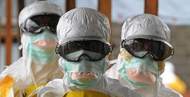 Türkiye'de 34 kişiye ebola takibi