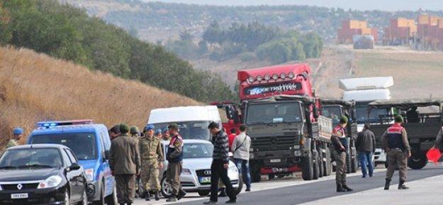 Tutuklanan asker: MİT'çiler 'TIR'ları açarsan hükümet düşer' dedi