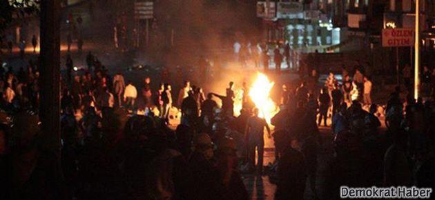 Tuzluçayır'da yine polis saldırısı