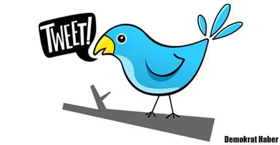Twitter kullanıcılarının %25′i aktif