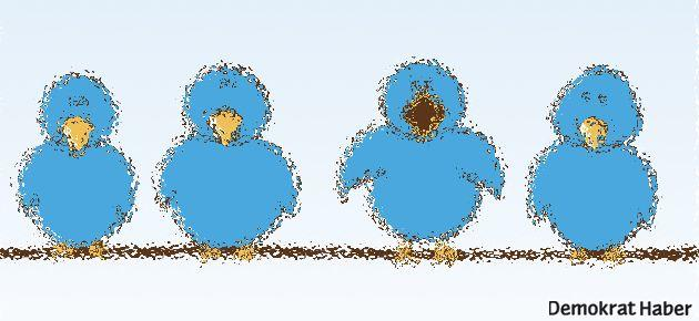 Twitter'a 'buzlu' sansür