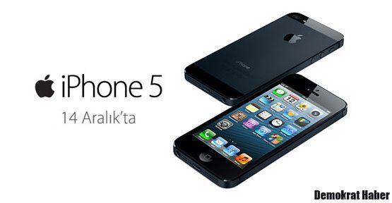 Üç mobil operatör aynı gün iPhone 5 satışına başlayacak