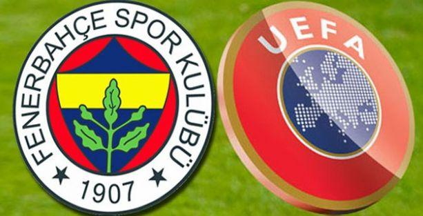 UEFA, Fenerbahçe için düğmeye bastı