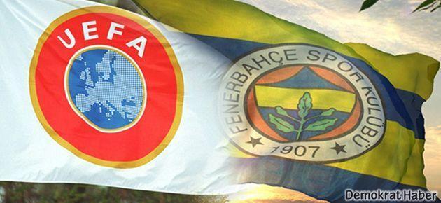UEFA: Fenerbahçe'yi küme düşürün
