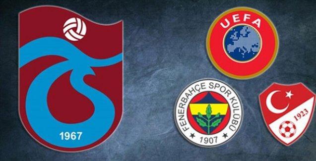 UEFA'nın gerekçeli kararı ulaştı, Trabzonspor Temyiz'e gidiyor