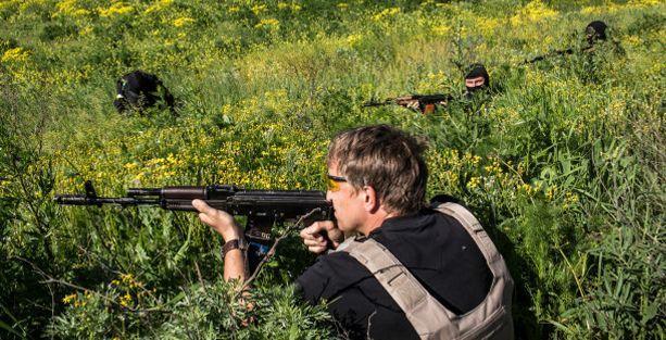 Ukrayna'da bir İtalyan gazeteci öldürüldü