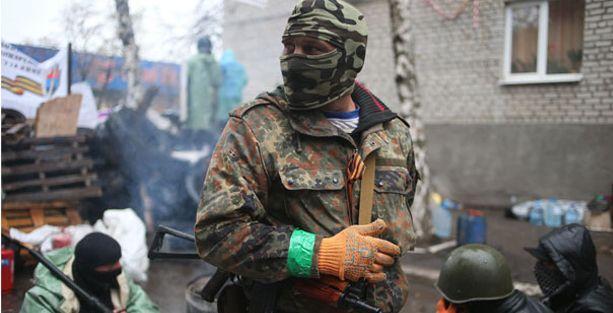 Ukrayna'da bir kent savaş ilan etti
