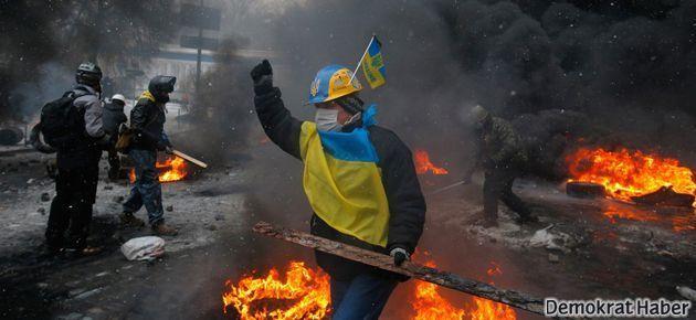 Ukrayna'da hükümetten geri adım