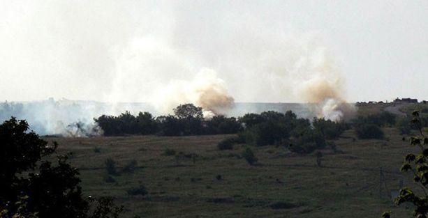 Ukrayna'da Rus yanlıları kargo uçağını düşürdü: 49 asker öldü