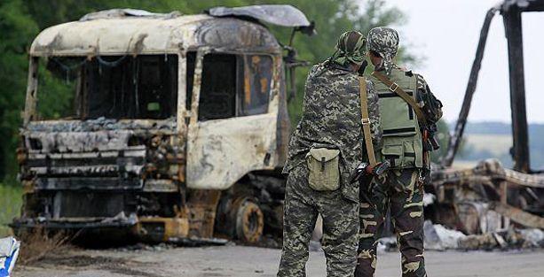 Ukrayna'da tek taraflı ateşkes