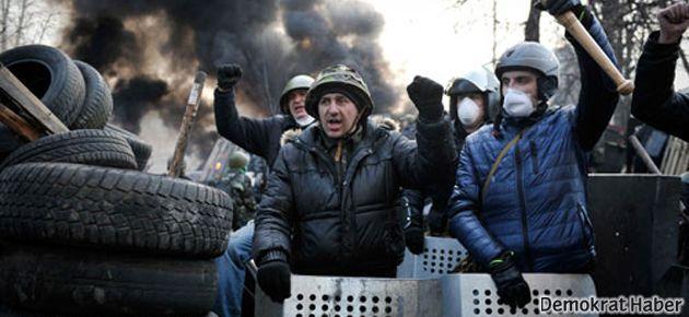 Ukrayna'da ulusal birlik hükümeti kuruluyor