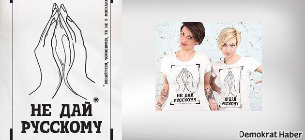 Ukraynalı kadınlardan 'seks' boykotu