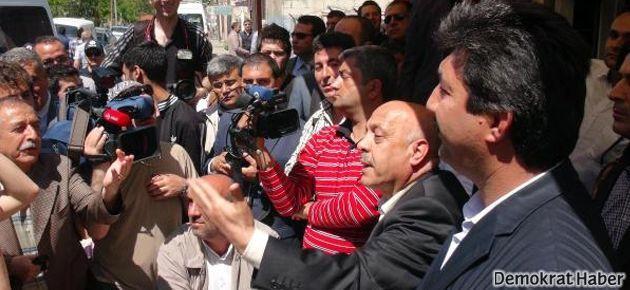 Ülkücüler Akil'lerin katıldığı tv yayınını provoke etti