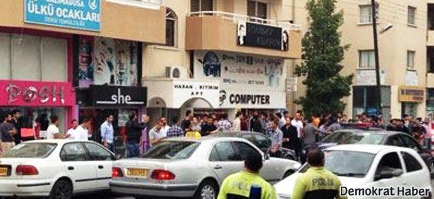 Ülkücüler Kürt öğrencilerin olduğu mahalleye yürüdü