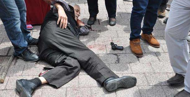 'Ülkücüler tekbir getirerek silah ve satırla saldırdılar'